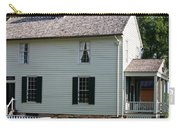Meeks Store Appomattox Court House Virginia Carry-all Pouch by Teresa Mucha