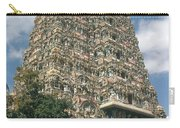 Meenakshi Temple Carry-all Pouch