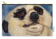 Meerkat Eyes Carry-all Pouch