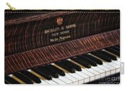 Mehlin And Sons Piano Carry-all Pouch