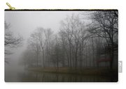 Melancholy Foggy Evening Carry-all Pouch