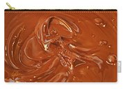 Melted Chocolate Carry-all Pouch