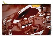 Melting Chocolate And Spoon Carry-all Pouch by Elena Elisseeva