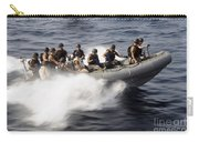Members Of A Visit, Board, Search Carry-all Pouch