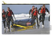 Members Of The Us National Swim Team Carry-all Pouch