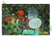 Memories Sign Carry-all Pouch