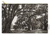 Memory Lane Monochrome Carry-all Pouch by Steve Harrington