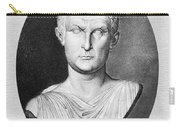 Menander (343-291 B.c.) Carry-all Pouch by Granger