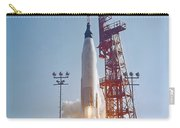 Mercury-atlas 9 Lifts Carry-all Pouch