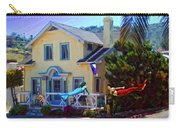 Mermaid House Carry-all Pouch