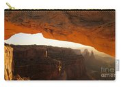 Mesa Arch First Light Carry-all Pouch