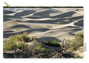 Mesquite Sand Dunes Carry-all Pouch