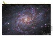 Messier 33, Spiral Galaxy In Triangulum Carry-all Pouch by Robert Gendler