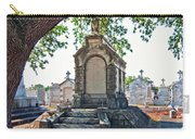 Metairie Cemetery Carry-all Pouch