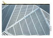 Metallic Frames Carry-all Pouch