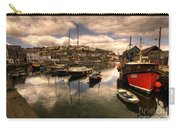 Mevagissy Harbour Carry-all Pouch