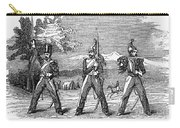 Mexican American War, 1846 Carry-all Pouch