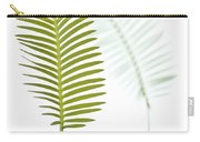 Mexican Cycad Leaf Mexico Carry-all Pouch