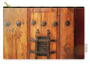Mexican Door Decor 10  Carry-all Pouch