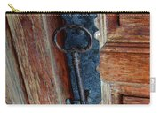 Mexican Door Decor 3  Carry-all Pouch