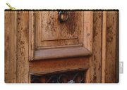 Mexican Door Decor 5  Carry-all Pouch