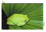 Mexican Giant Tree Frog Pachymedusa Carry-all Pouch