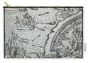Mexico - Spanish Conquest Carry-all Pouch