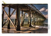 Mexico Beach Pier Carry-all Pouch