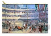 Mexico: Bullfight, 1833 Carry-all Pouch