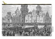 Mexico City, 1847 Carry-all Pouch by Granger
