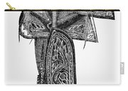 Mexico: Saddle, 1882 Carry-all Pouch