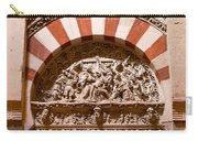 Mezquita Cathedral Religious Carving Carry-all Pouch