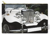 Mg Classic Car Carry-all Pouch