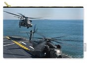 Mh-53e Sea Dragon Helicopters Take Carry-all Pouch