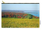 Michigan Winery Views Carry-all Pouch
