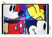 Mickey Colors Carry-all Pouch