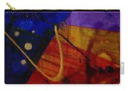 Mickey's Triptych - Cosmos IIi Carry-all Pouch