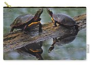 Midland Painted Turtles Carry-all Pouch