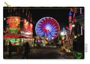 Midnight At The Fair Carry-all Pouch