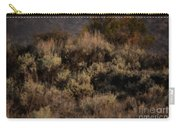 Midnight Sage Brush Carry-all Pouch
