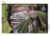 Midsection Of Apprentice Geisha - Maiko Carry-all Pouch