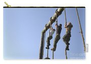 Midshipmen Tackle The Ropes Portion Carry-all Pouch