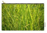 Midwest Prairie Grasses Carry-all Pouch