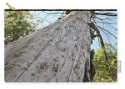 Mighty Tree And The Bark Beetle Carry-all Pouch