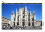Milan Duomo Cathedral Carry-all Pouch