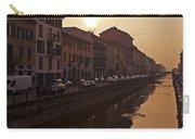 Milan Naviglio Grande Carry-all Pouch