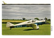 Miles M.3 Falcon Circa 1934 Carry-all Pouch