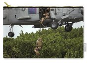 Military Reserve Navy Seals Demonstrate Carry-all Pouch by Michael Wood