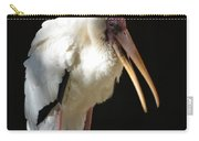 Milky Stork Carry-all Pouch