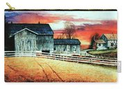 Mill Creek Farm Carry-all Pouch